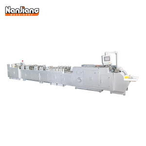 HD-180/430 Sheet Fed Square Bottom Paper Bag Making Machine